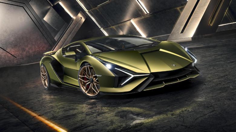 Lamborghini Sián.