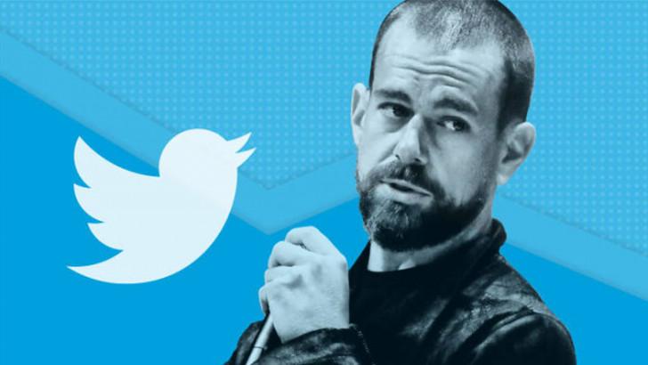 CEO Twitter - Jack Dorsey.