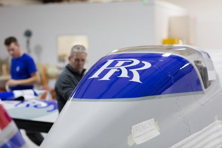 Rolls Royce - ACCEL.