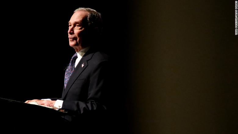 NEW YPodľa Michaela Forbesa má Michael Bloomberg podľa odhadov hodnotu majetku na hodnote 59,5 miliárd dolárov.
