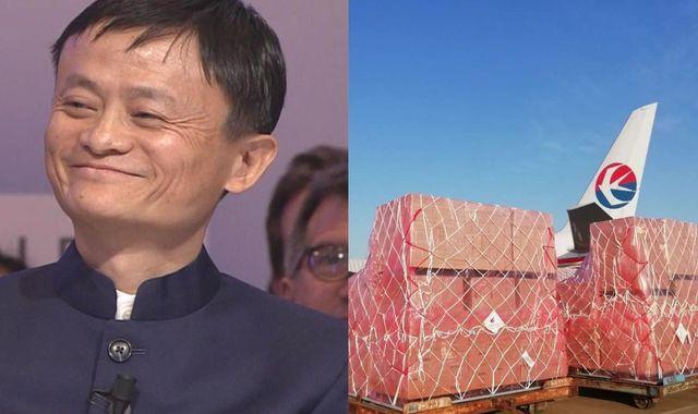 Čínsky miliardár - Jack Ma.