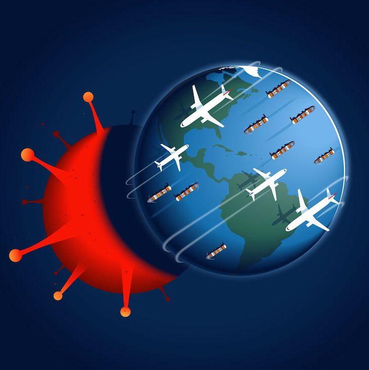 Vplyv koronavírusu na globalizáciu predstavuje ďalší tlak.