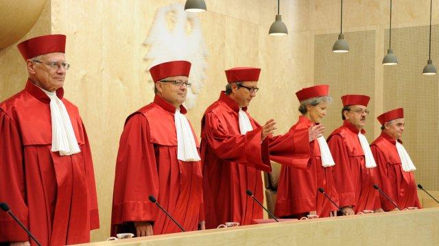 Nemecký ústavný súd.