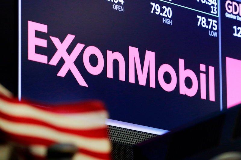 Príbeh spoločnosti Exxon.