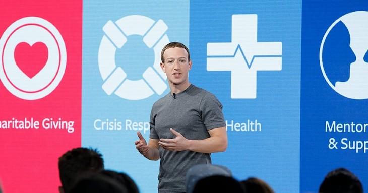 Facebook nasleduje ďalšie technologické spoločnosti.
