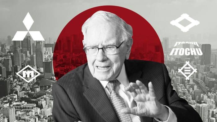 Investičný konglomerát Warrena Buffetta - Berkshire Hathaway oznámil veľké investície do japonských spoločností.