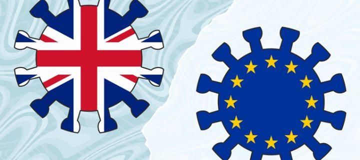 Brexit bez dohody zasiahne ekonomiku Británie viac ako koronavírus.