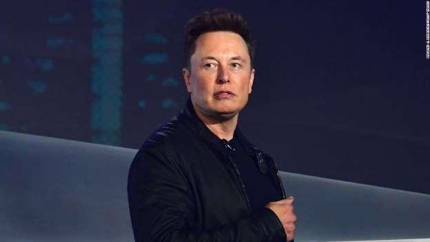 CEO spoločnosti Tesla.