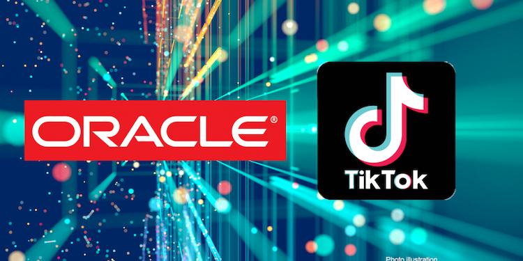 Oracle a TikTok v spolupráci.