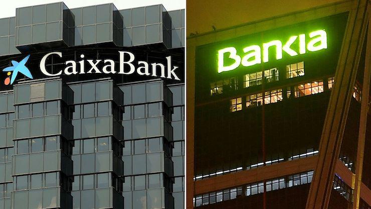 Prišlo k vytvoreniu najväčšej banky v Španielsku.