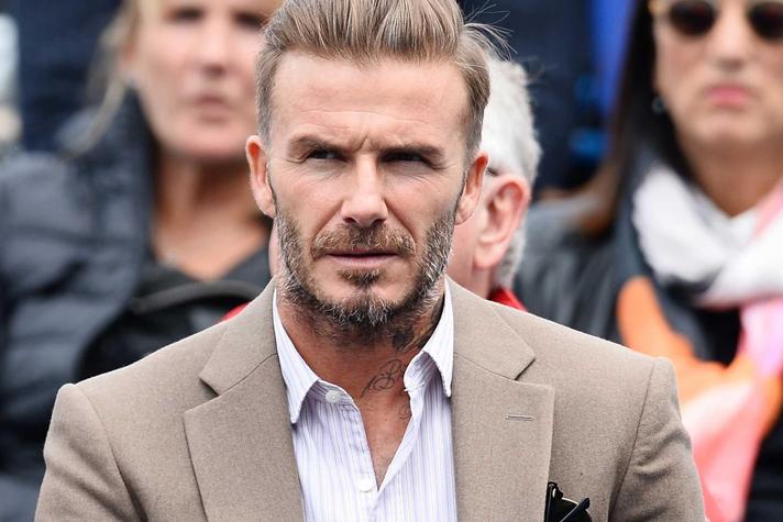 Futbalová hviezda David Beckham teraz vlastní 4,78% podiel v spoločnosti Guilr.