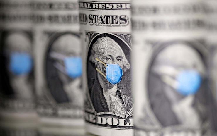 Pandémia jednoznačne navyšu dlh USA.