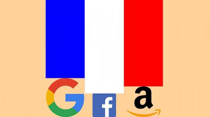 Google, Facebook a Amazon patria medzi americké technologické firmy, ktoré budú musieť zaplatiť daň.