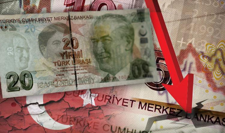 Keďže miestna mena - turecká líra neustále prepadá na ďalšie rekordné minimá.