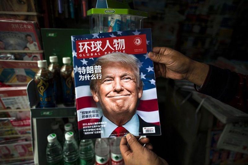Vplyv Donalda Trumpa pokračuje.