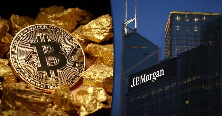 """Banka tvrdí, že táto obľúbená kryptomena by sa mohla vyšplhať až na 146 000 dolárov, pretože konkuruje zlatu, ako """"alternatívna"""" mena."""