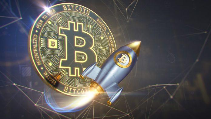 Cena Bitcoinu raketovo rastie.