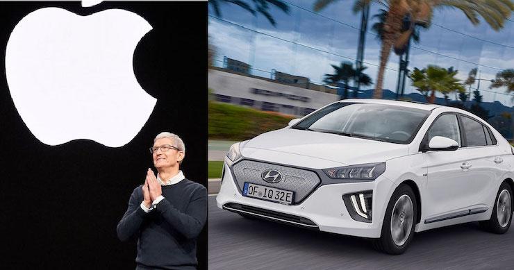 Pre spoločnosť Apple sa zdá byť najvhodnejší čas zamerať sa na svet automobilov.