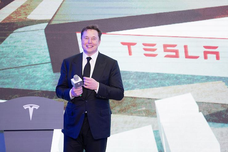 Zakladateľ automobilky Tesla.
