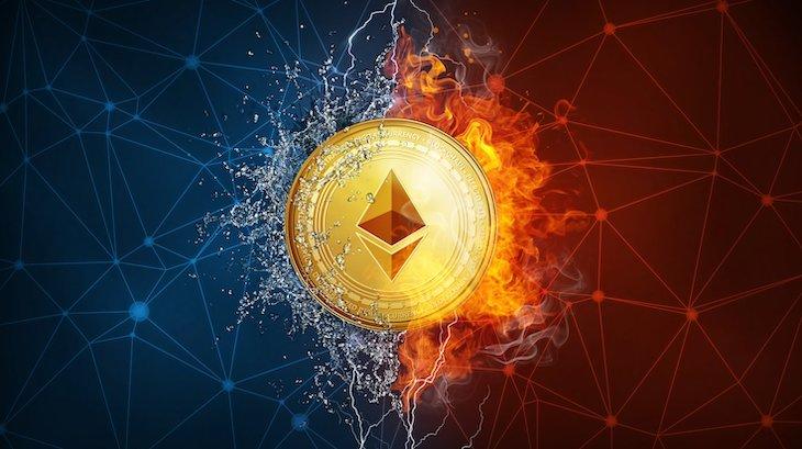 Kryptomena Ether dosahuje rekordy.
