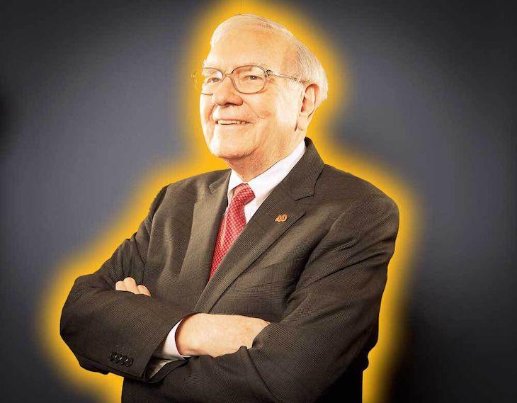 Warren Buffett zo spoločnosti Berkshire.