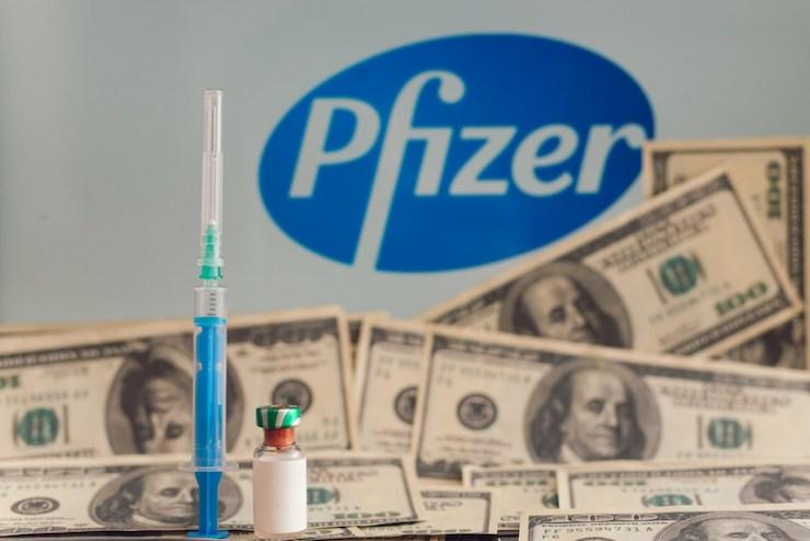 Farmaceutická spoločnosť Pfizer oznámila výsledky.