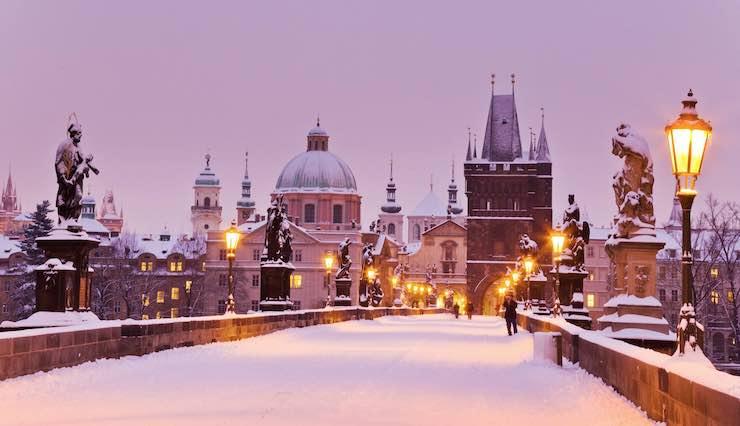 Vplyv pandémie na hotely v Prahe.
