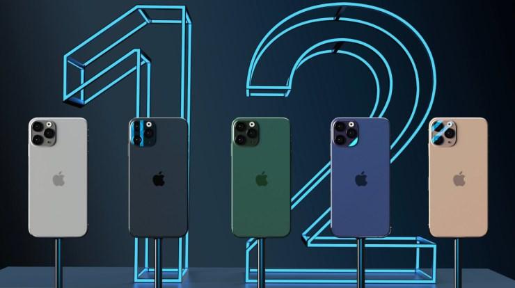 iPhone 12 od spoločnosti Apple.