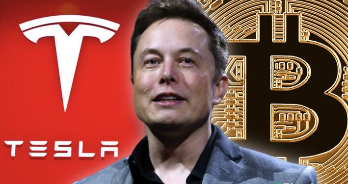 Tesla, Elon Musk a Bitcoin.