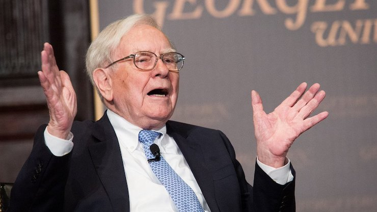 Legendárny investor Warren Buffett.