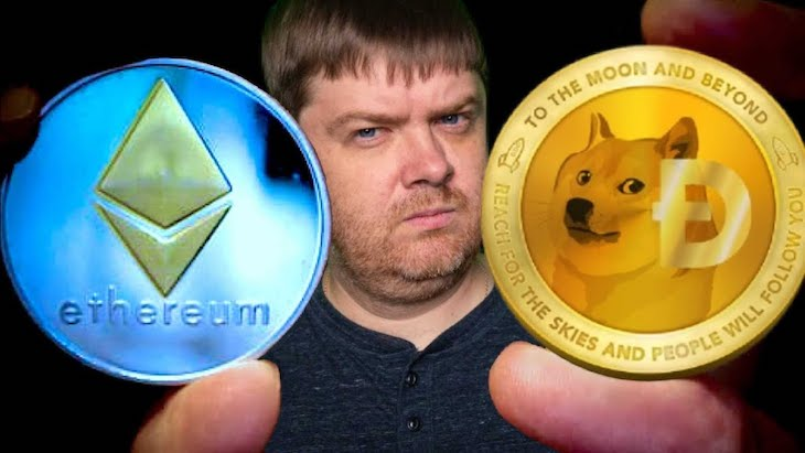 Cena Ethereum, alebo skrátene ether, v pondelok ráno dosiahla nové rekordné maximum nad hodnotou 4 100 dolárov.