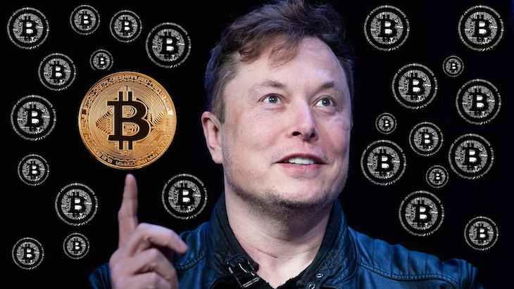 Sága Elona Muska a kryptomeny Bitcoin pokračuje.