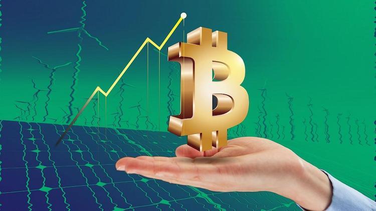 Ťažba Bitcoinu vie byť aj ekologická.