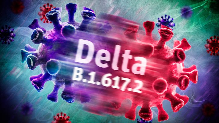 Variant Delta rozširuje svoju pôsobnosť.