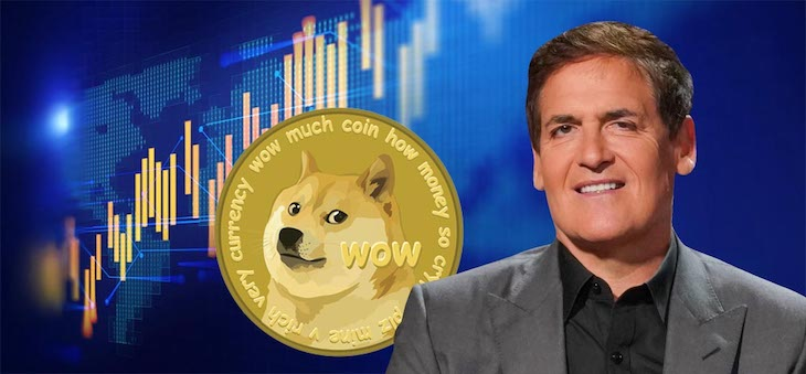 Mark Cuban a dogecoin.