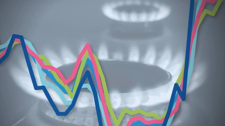 Inflácia čelí navyšovaniu, keď ceny energií prudko rastú.