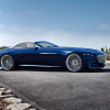 Mercedes predstavil úžasný, super-dlhý luxusný kabriolet