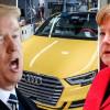 Vyrobené v USA: Nemecké automobily Trump nechce!