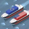 Európa a USA majú najdôležitejšie obchodné vzťahy na svete
