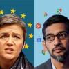 EÚ uložila spoločnosti Google pokutu $ 5 miliárd