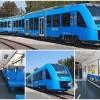 Prvé svetové vlaky na vodíkový pohon vstúpia do prevádzky