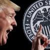 """Trump: """"Ak Fed zníži úrokové sadzby, USA obchodnú vojnu vyhrajú"""""""