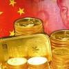 Čínski investori nakupujú zlato po zvýšení obáv