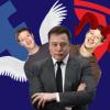 """Elon Musk: """"Facebook je ochromený a mal by byť odstránený"""""""