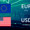 Euro je voči doláru na ceste k najdlhším ziskom od roku 2013