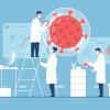 Ak príde vakcína, veľké technologické akcie by mohli prudko klesnúť