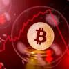 Cena Bitcoinu za 3 dni prepadla už o viac ako 20%